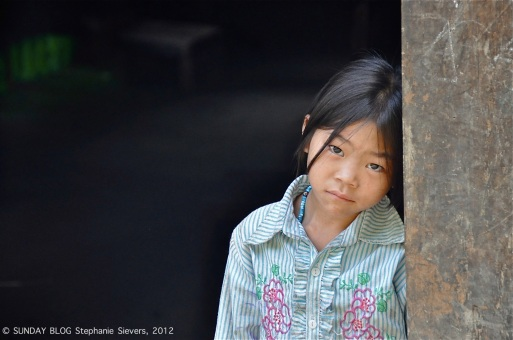 Girl Sapa, Vietnam