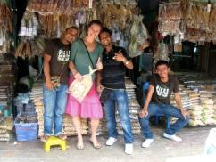 Market, Borneo