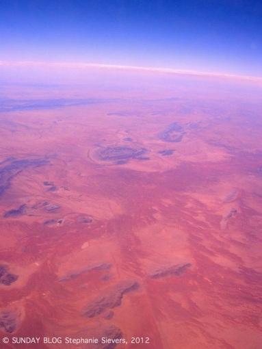 Above Africa
