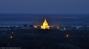 Golden dreams, Bagan