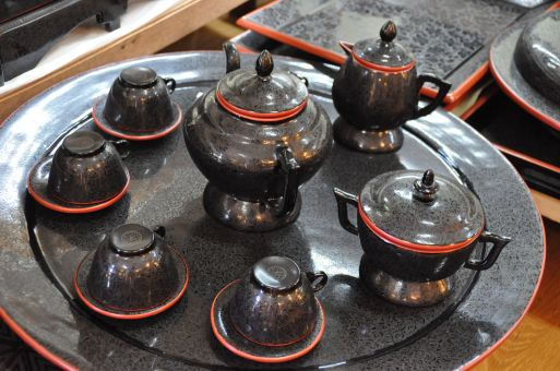 ready to sell tea set