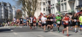 Marathon amateurs