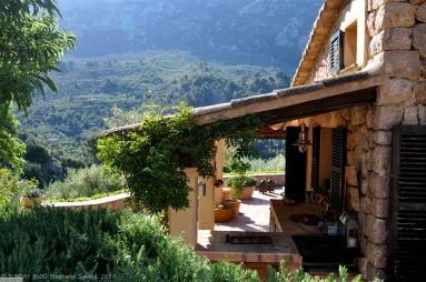 Finca Majorca: Outdoor Cooking